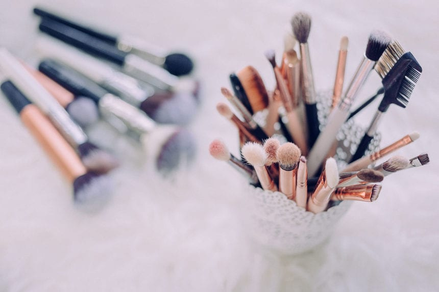 Maintain Your Makeup Brush With These 3 Tips